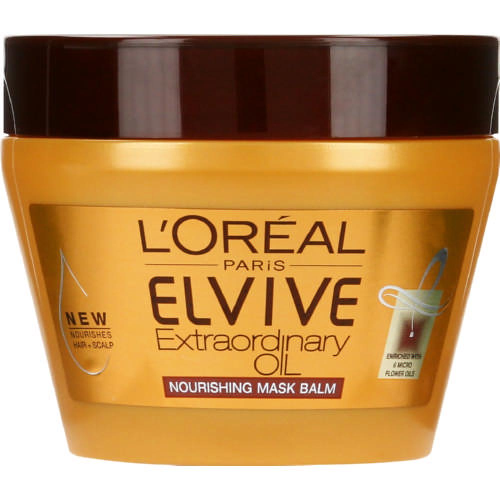 Loreal Elvive Extraordinary Oil Masque 300 ml